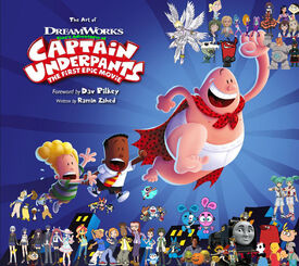 Tino's Adventures of Captain Underpants- The First Epic Movie redo