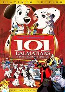 Pooh's Adventures of 101 Dalmatians (1961) DVD Remake