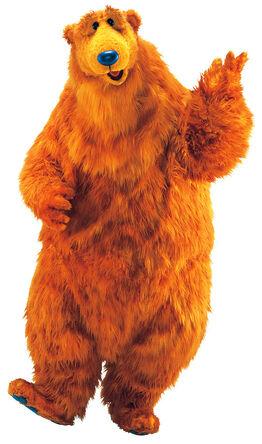 Character.bear