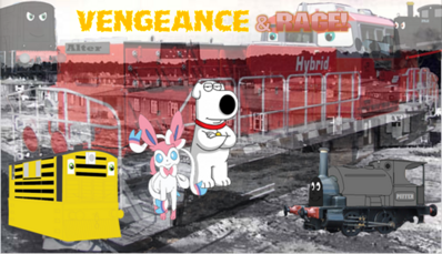 Vengeance & Rage! poster