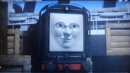 Diesel grinning evilly
