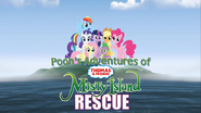 Pooh's Adventures of Thomas & Friends - Misty Island Rescue - Twilight and her friends promo