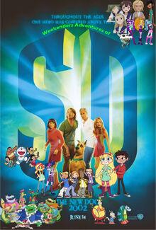Weekenders Adventures of Scooby-Doo (Remake)-0