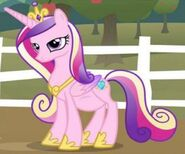 Princess Cadance (Pregnant)