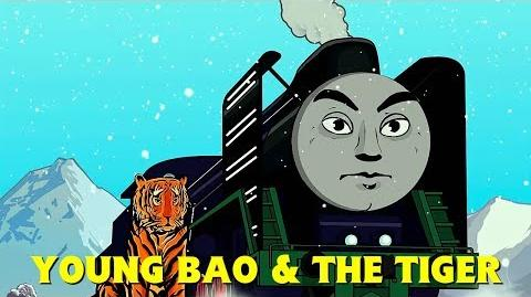Yong Bao & The Tiger Thomas & Friends HD with Subtitles
