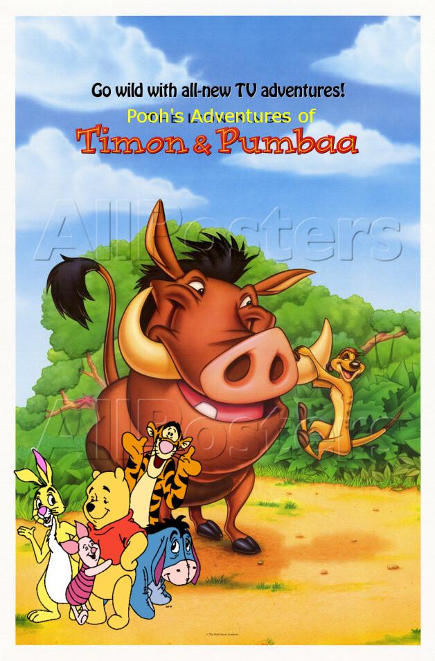 Pooh S Adventures Of Timon Amp Pumbaa Pooh S Adventures