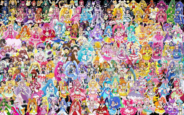 File:Precure Group.png