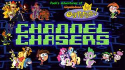 Pooh's Adventures of The Fairly OddParents- Channel Chasers (remake)