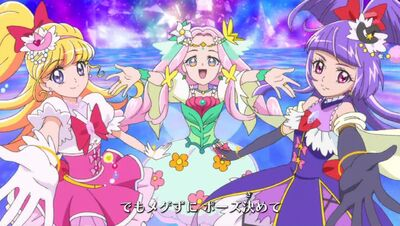 Mahou Tsukai Pretty Cures