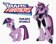 Twilight as a Transformer