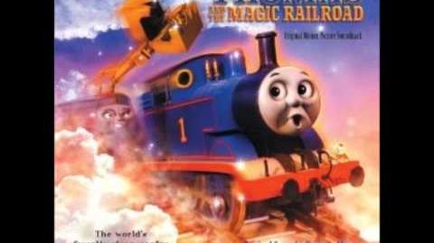 He's A Really Useful Engine - Thomas and The Magic Railroad