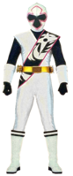 Ninja Steel White Ranger (Male)