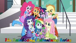 The Rainbooms' Adventures Series promo