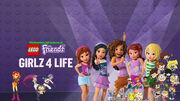 Weekenders Adventures of LEGO Friends - Girls 4 Life
