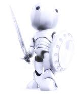 58828-robot-white-knight-warrior