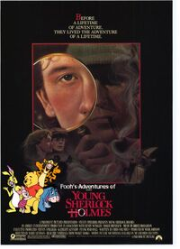 Pooh's Adventures of Young Sherlock Holmes