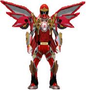 Red wind battlized ranger