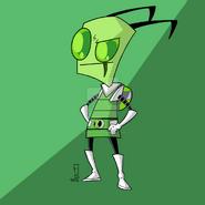 Invader ten