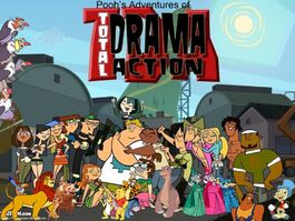 Pooh adventures of total drama action by magmon47-d9pr5cz