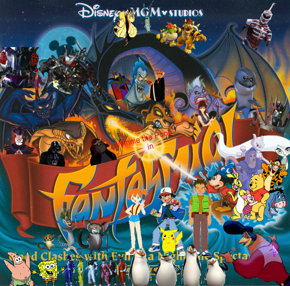 winnie the pooh in fantasmic poohs adventures wiki