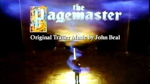 """The Pagemaster"" Original Trailer Music by John Beal"
