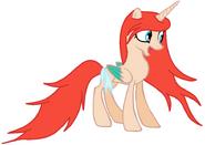 Ariel's Pony Form