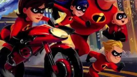 Incredibles 2 (Movie Storybook)