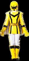 Mystic Force Yellow Ranger (Female)