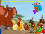 Simba, Timon, and Pumbaa's Adventures Series
