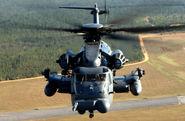 Blackout chopper
