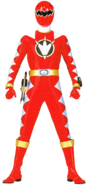 Red Dino Ranger