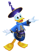 Donald Duck KHREC