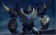 Galvatron -Transformers Prime-