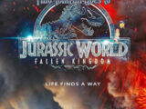 Tino Tonitini Goes to Jurassic World II: Fallen Kingdom