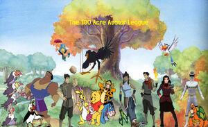 The 100 Acre Aavatar League