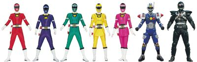 Turbo Rangers 2