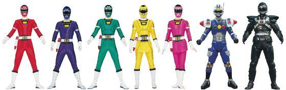 Turbo Rangers 2