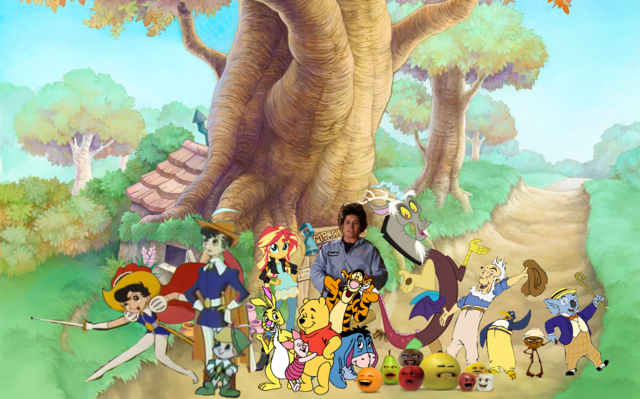 File:My Pooh's Adventures Team.png