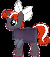 Briget Hatt pony