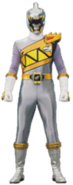 Dino Charge Silver Ranger2