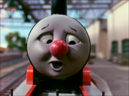 Red nosed James