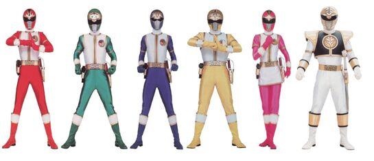 Squadron Rangers (4)