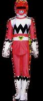 Lost Galaxy Red Ranger (Female)