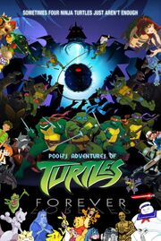 Pooh's Adventures of Turtles Forever Poster