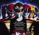 Sora's Adventures of Mighty Morphin Power Rangers: The Movie