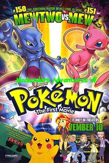 Weekenders Adventures of Pokémon- The First Movie