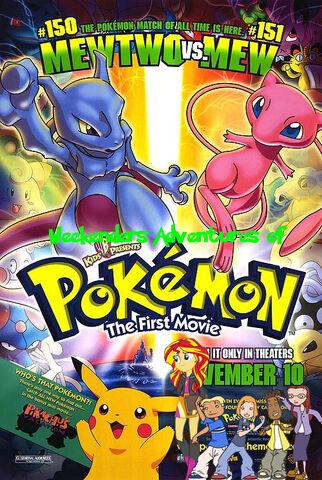 File:Weekenders Adventures of Pokémon- The First Movie.jpg