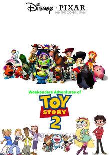 Weekenders Adventures of Toy Story 2