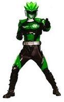 Green unoffical ranger