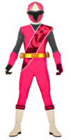 Ninja Steel Pink Ranger (Male)